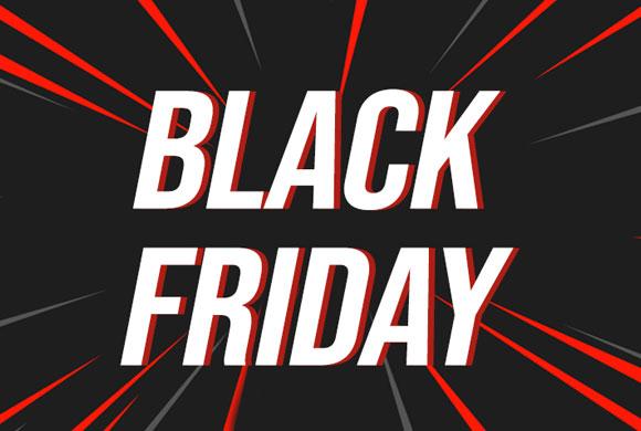 Black Friday The Blue Shopping