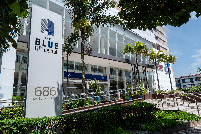 Seu negócio no The Blue Santos